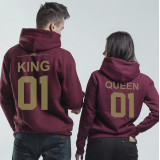 "Pusade komplekt ""KING & QUEEN"
